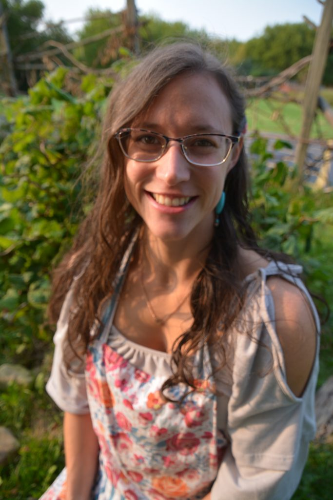 Jennifer Lehman Wonder Garden Assistant